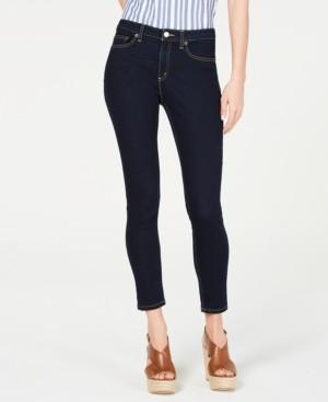 Michael Kors Michael High-Rise Stretch Skinny Jean
