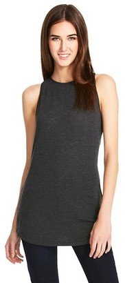 Leisure Tank Dark Gray - Mossimo