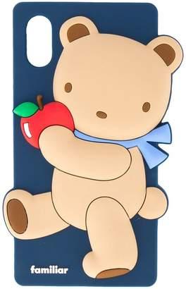 Familiar TEEN iPhone X bear case