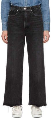 Rag & Bone Black Haru Jeans