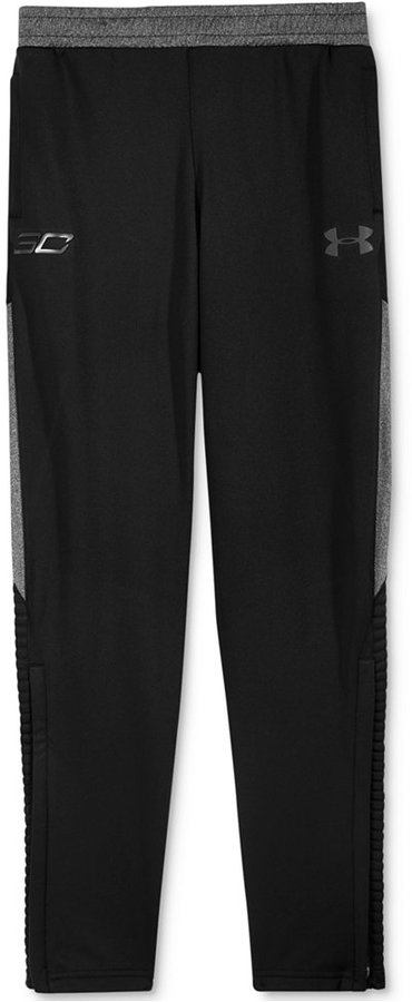 Under Armour SC30 Warm Up Pants, Big Boys (8-20)