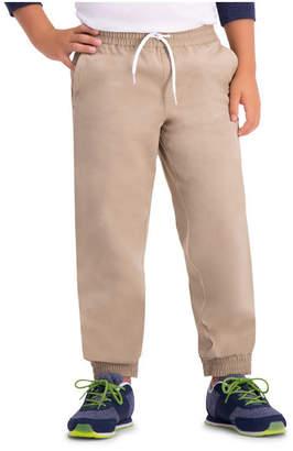 Haggar Boys The Jogger, Reg Fit, Flat Front Pant Size 8 - 20