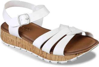 Skechers Footsteps Blastoff Wedge Sandal - Women's