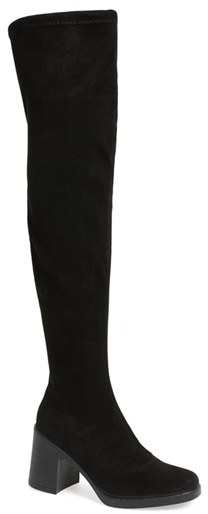 Topshop Women's Topshop Capri Over The Knee Boot