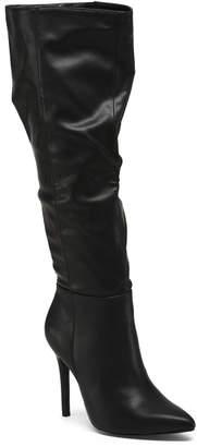 Pointy Toe Stiletto Heel Knee High Boots