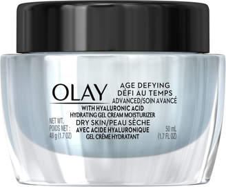 Olay Age Defying Advanced Gel Cream Moisturizer with Hyaluronic Acid for Dry Skin