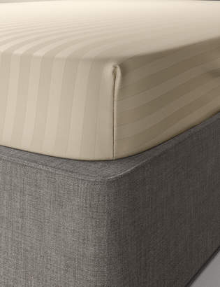 AutographMarks and Spencer Autograph Double Cuff Fitted Sheet