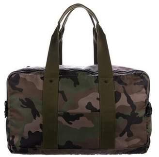Valentino Camouflage Duffel Bag