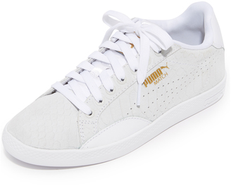 PUMA Match Select Exotic Skin Sneakers $85 thestylecure.com