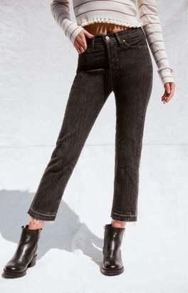 Levi's Dark Wedgie Straight Leg Jeans