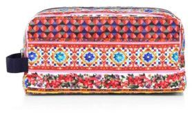 Dolce & GabbanaDolce & Gabbana Necessaire Printed Nylon Cosmetic Case