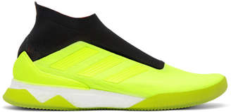 adidas Yellow Predator Tango Sneakers
