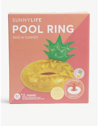 Sunnylife Pineapple pool ring