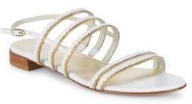Stuart Weitzman Linedrive Slingback Sandals