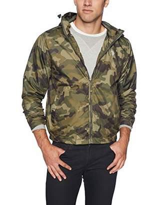 U.S. Polo Assn. Men's Camo Winbreaker Jacket