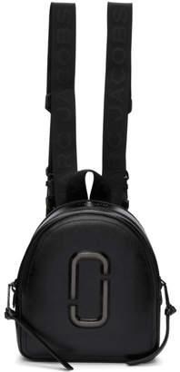 Marc Jacobs Black Pack Shot Backpack