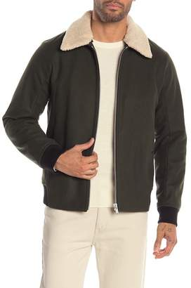 Theory Wool Blend Jacket