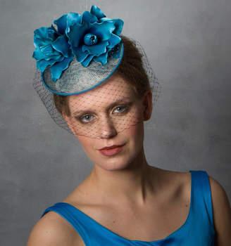 a81befc24124b Sahar Millinery Flower Wedding Hat