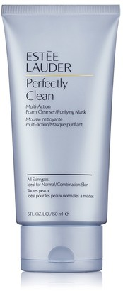 Estee Lauder Perfectly Clean Foam Cleanser/Purifying Mask 150ml