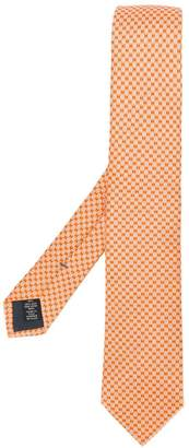 Ermenegildo Zegna dotted pattern tie