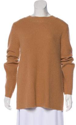 A.L.C. Wool Lace-Up Sweater