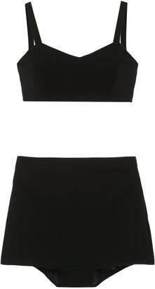 Olympiah Basic bra and briefs set