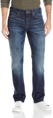 William Rast Men's Legacy Relaxed Fit Straight Leg Jean