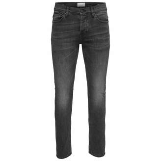 ONLY & SONS Men's Loom 0447 Slim Fit Jeans
