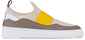 Filling Pieces Slide Straps Sneakers