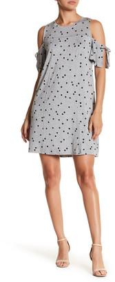 Kensie Cold Shoulder Dress $69 thestylecure.com
