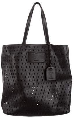 Reed Krakoff Perforated Leather Tote