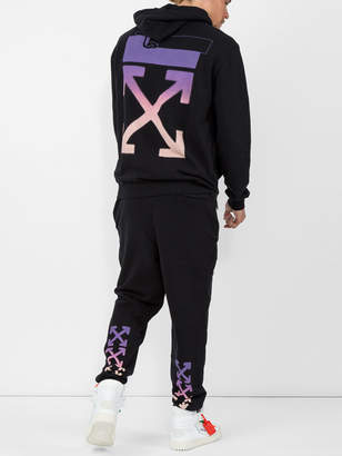 Off-White Off White The webster x exclusive gradient hoodie