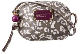 Marc by Marc Jacobs Animal Print Crossbody Bag