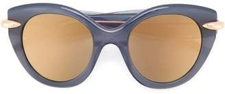 Pomellato Eyewear cat eye sunglasses