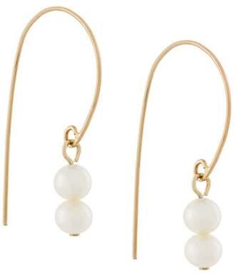 Uzerai Edits pearl earrings