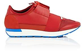 Balenciaga Men's Race Runner Sneakers - Md. Red