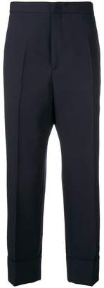 Jil Sander tailored tapered trousers
