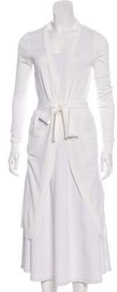 Dolce & Gabbana Long Knit Cardigan