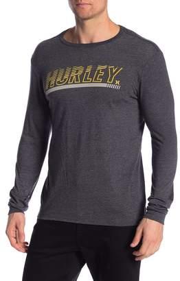 Hurley Launch Long Sleeve Tee