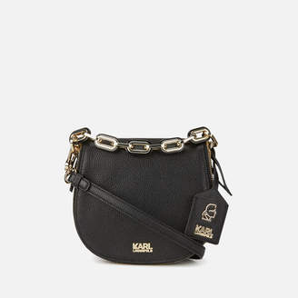 Karl Lagerfeld Paris Women's K/Grainy Satchel Bag