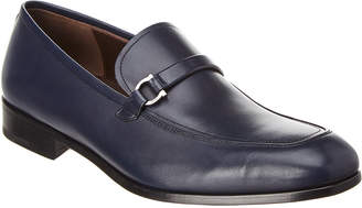 Salvatore Ferragamo Forbes Leather Loafer