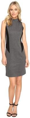 Kensie Ponte Dress KS1K7910 Women's Dress