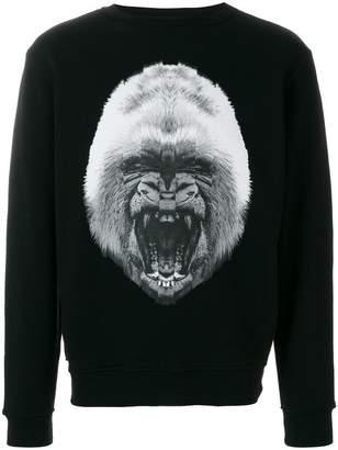Marcelo Burlon County of Milan Gorilla sweatshirt