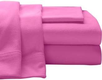 Sobel At Home Super Soft 100% Cotton Jersey Sheet Set