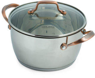 3.4qt Stainless Steel Regency Casserole Pan