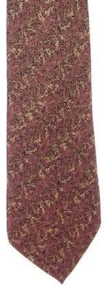Missoni Silk Print Tie