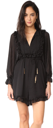 Zimmermann Maples Frill Romper $630 thestylecure.com
