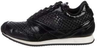 Balenciaga Perforated Low-Rise Sneakers