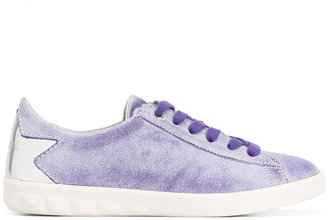 Diesel lace up trainers $144.71 thestylecure.com