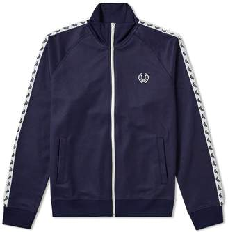 Fred Perry Authentic Taped Track Jacket
